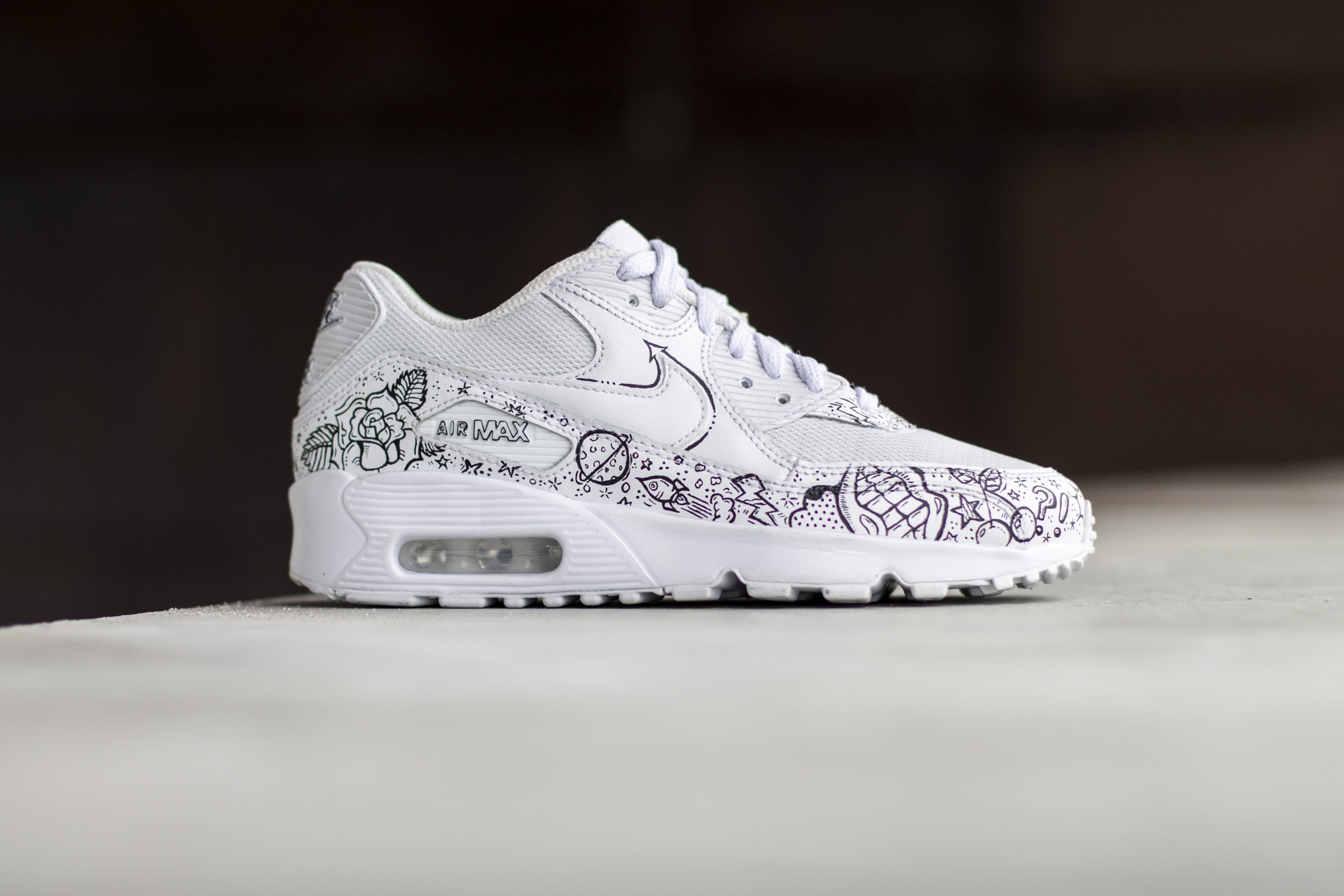 wholesale dealer f893e 922fb ... best price nike air max 90 cartoon drshoes 2d6bc 41113