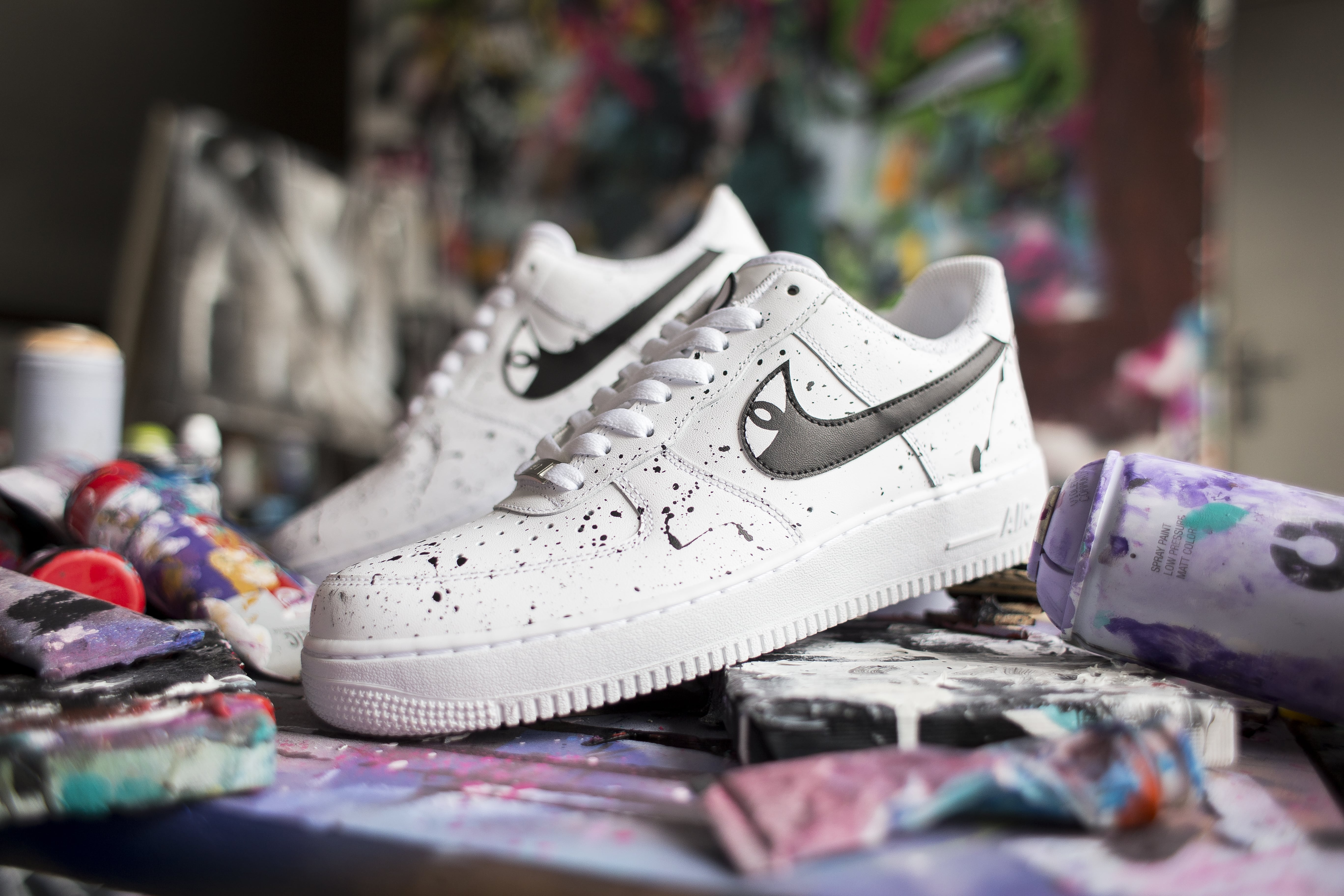 Nike Air Force Low Noriaki